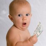 bimbo-con-banconote-in-mano